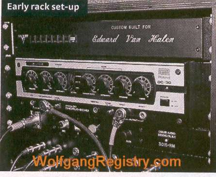 EVH Early Rig